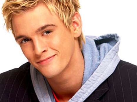 Aaron Carter cover