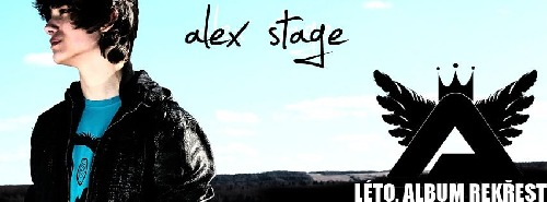 Alex Stage cover