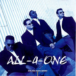 All 4 One cover