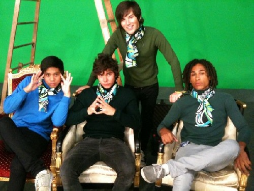 Allstar Weekend cover