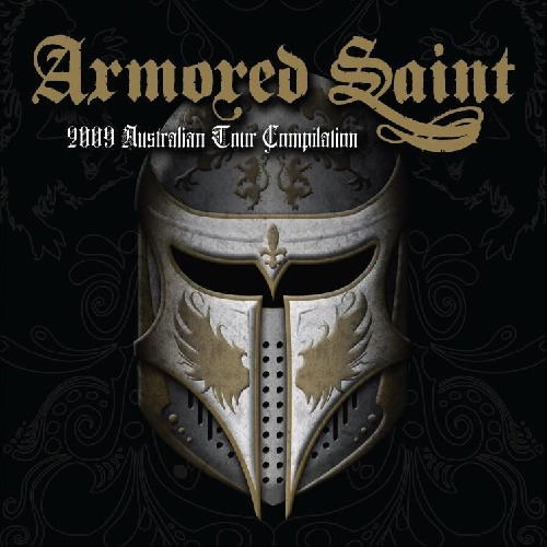 Armored saint cover