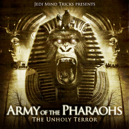 Army Of The Pharaohs cover