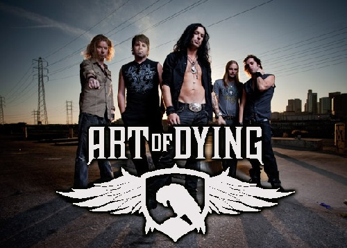 Art Of Dying cover