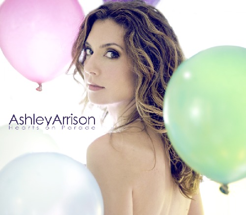 Ashley Arrison cover