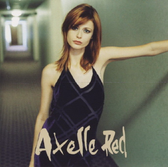 Axelle Red cover