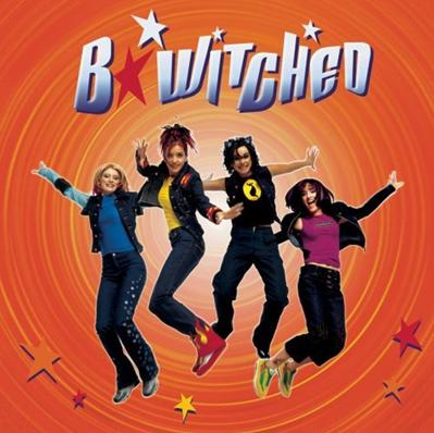 B*WITCHED cover