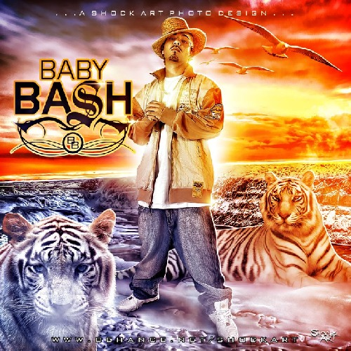 Baby Bash cover