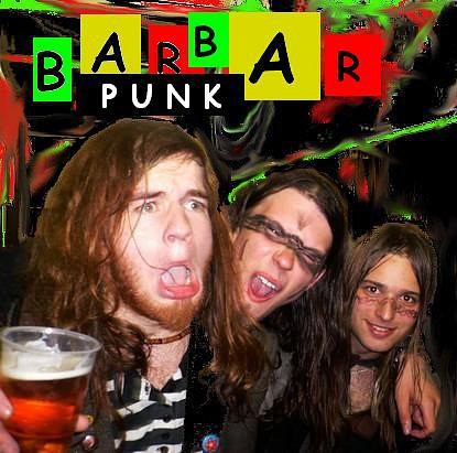 Barbar punk cover