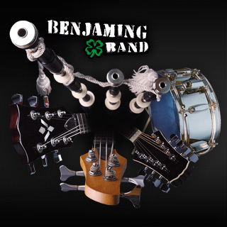 Benjaming Band cover