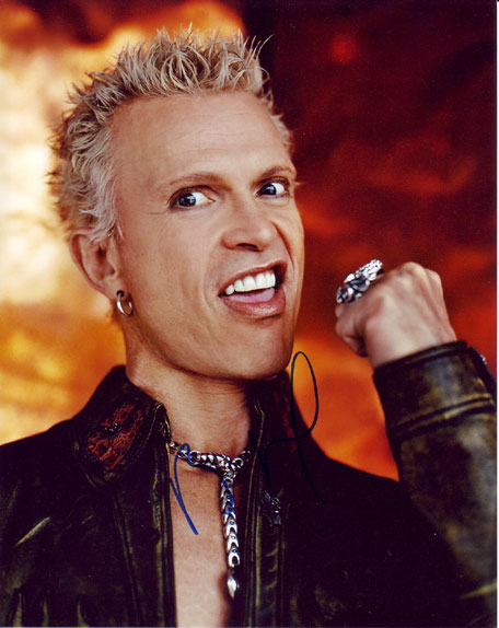 Billy Idol cover