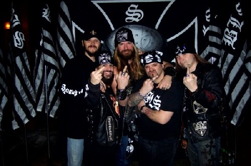 Black Label Society cover