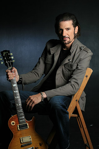 Bruce Kulick cover