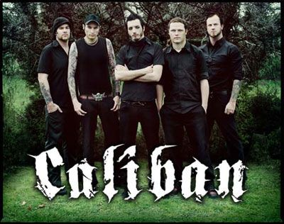 Caliban cover