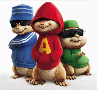 Chipmunks cover