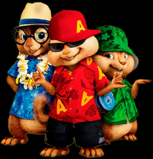 Chipmunks Version cover