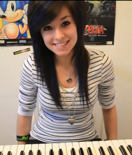 Christina Grimmie cover