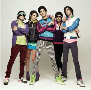 Cobra Starship cover