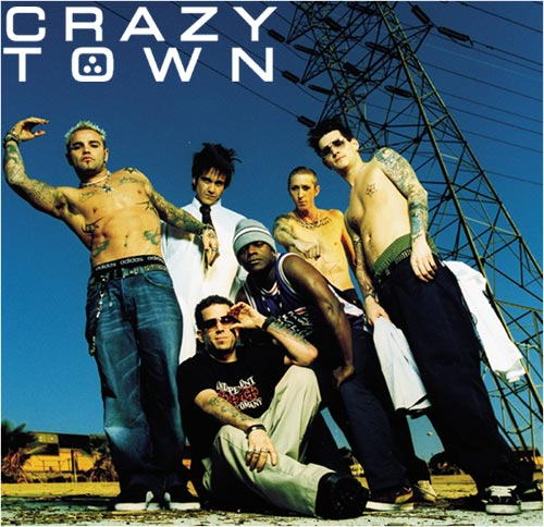 Crazy Town cover