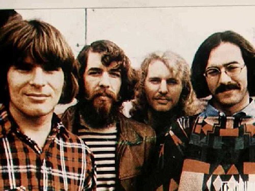 Creedence Clearwater Revival cover