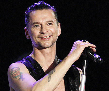 Dave Gahan cover