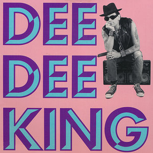 Dee Dee King cover