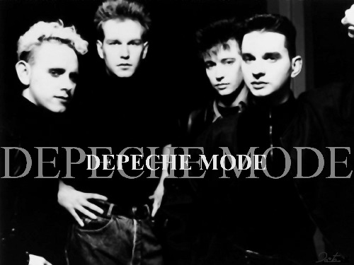 Depeche Mode cover