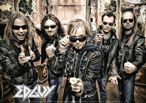 Edguy cover