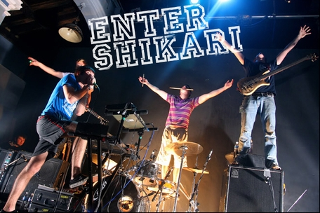 Enter Shikari cover
