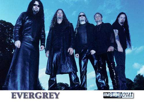 Evergrey cover