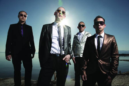 Far East Movement cover