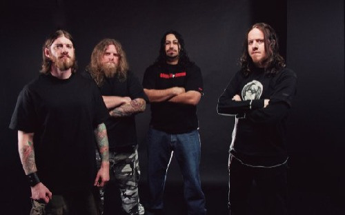 Fear Factory cover