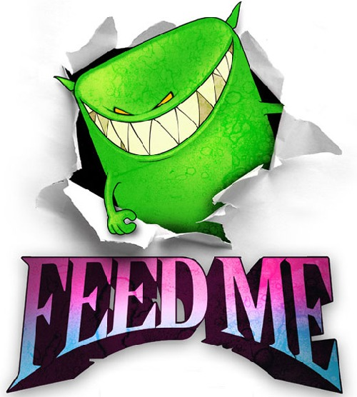 Feed me cover