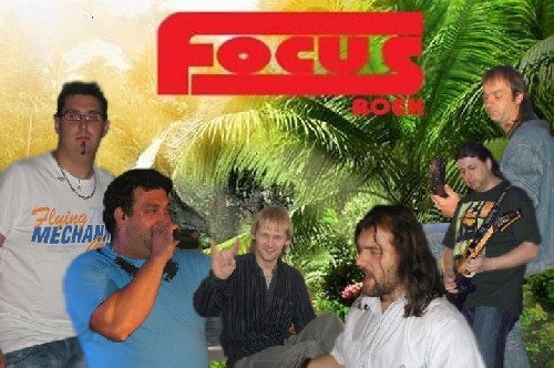 Focus rock cover