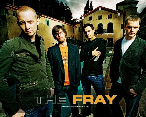 The Fray cover