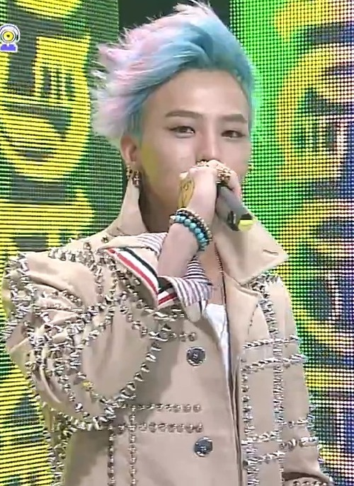 G-Dragon cover