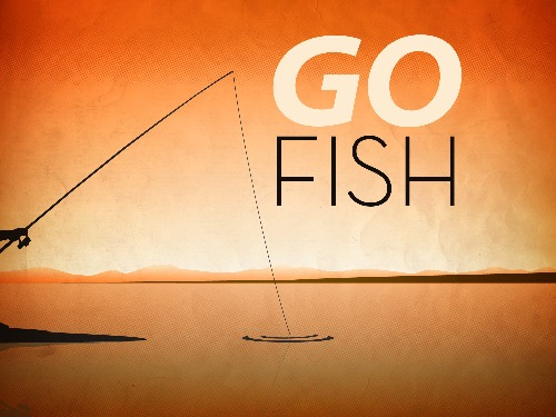 GO FISH cover