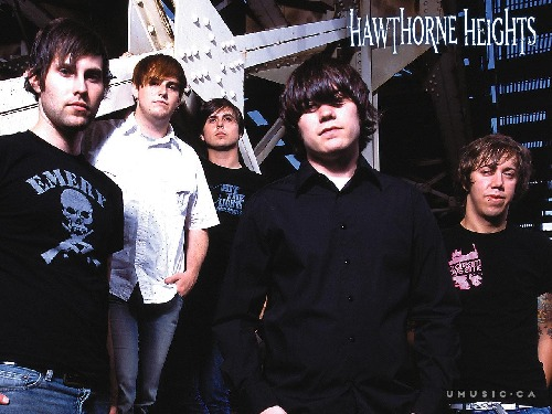 Hawthorne Heights cover