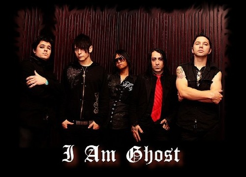 I Am Ghost cover
