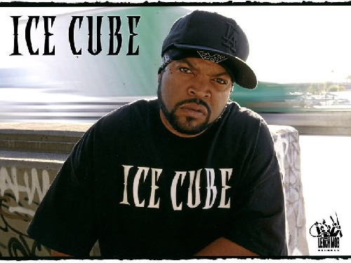 Ice Cube cover