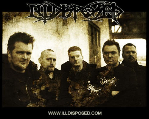 Illdisposed cover