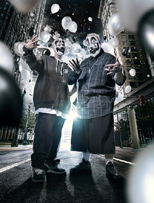 Insane Clown Posse cover