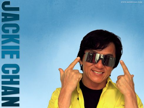 Jackie Chan cover