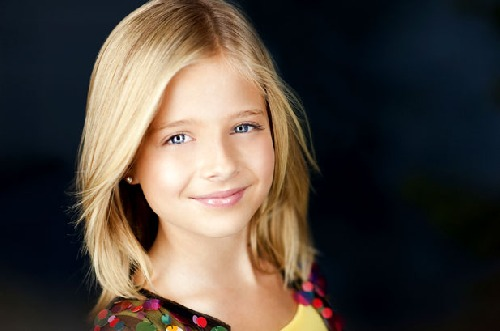 Jackie Evancho cover