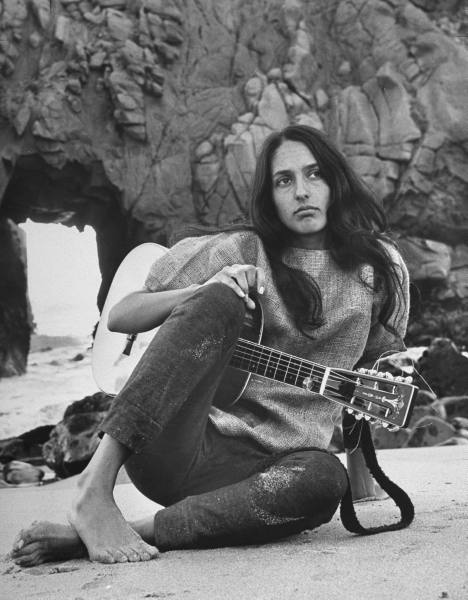 Joan Baez cover