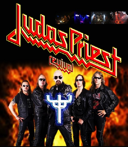 Judas Priest Revival cover