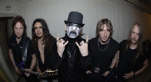 King Diamond cover