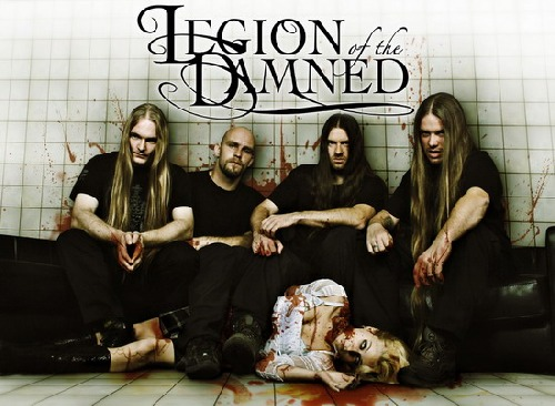 Legion Of The Damned cover