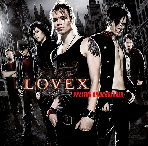 LoveX cover