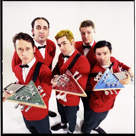 Me First and the Gimme Gimmes cover