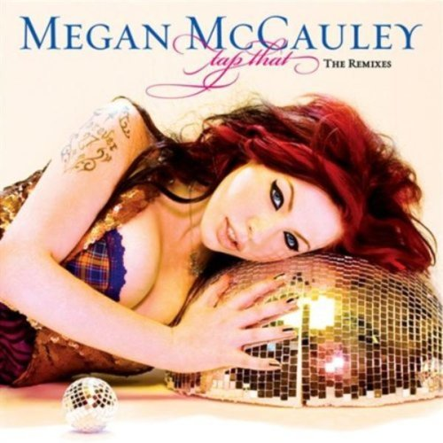 Megan McCauley cover